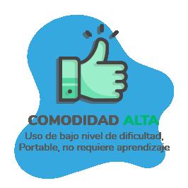 Comodidad Alta