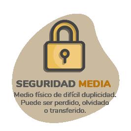 Seguridad media