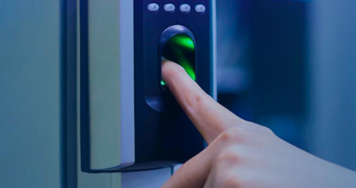 Biometria en control de acceso